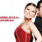 4.6(FRI) Roberto y Lam welcome milonga