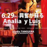 6.29 Friday SP milonga Demo:Luis&Analia