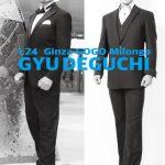 1.24 Thur 銀座午後のミロンガ デモ:GYU&Deguchi
